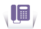 Scheduling Phone icon